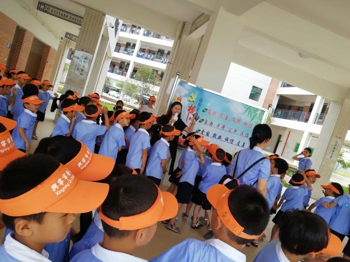 走进小学 感悟成长:齐昌幼儿园大班孩子参观齐昌小学活动报道